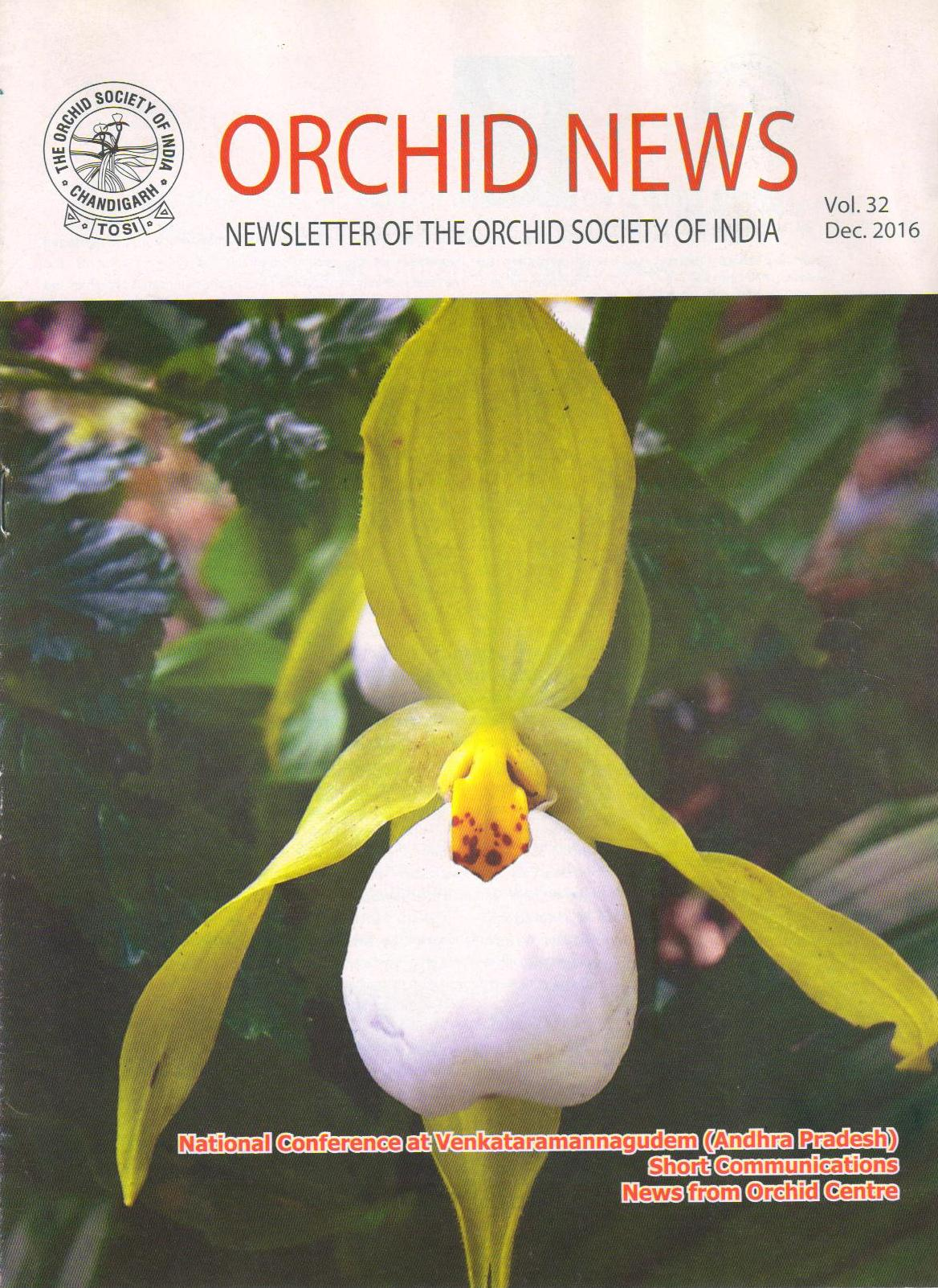 orchid news 2016